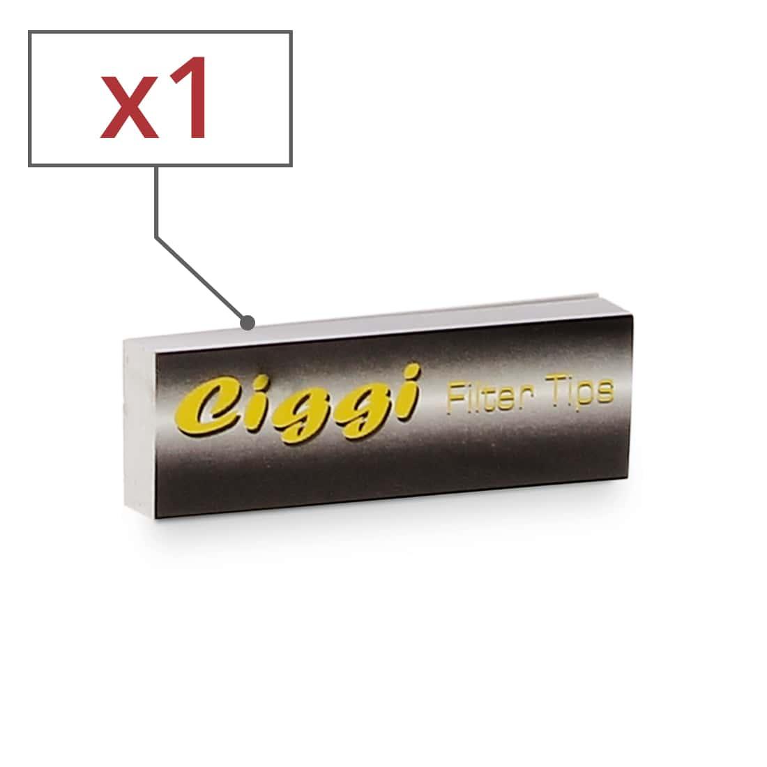 Photo de Filtre carton Ciggi x1