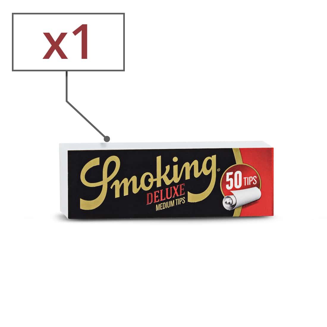 Photo de Filtres en carton Smoking x1