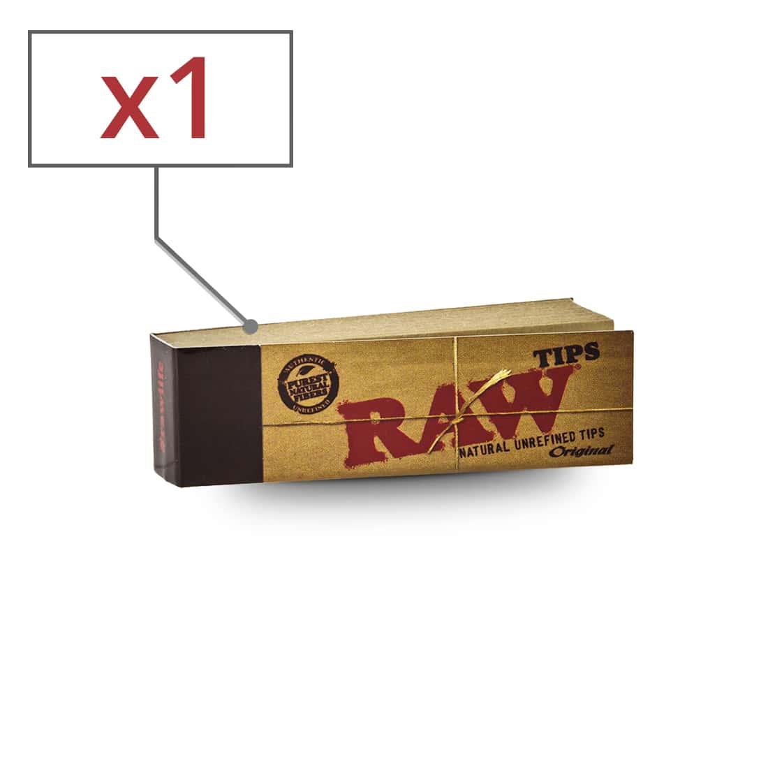 Photo de Filtres en Carton Raw x1