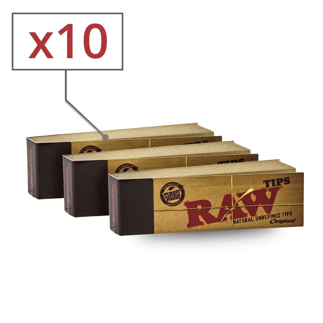 Photo de Filtres en Carton Raw x10