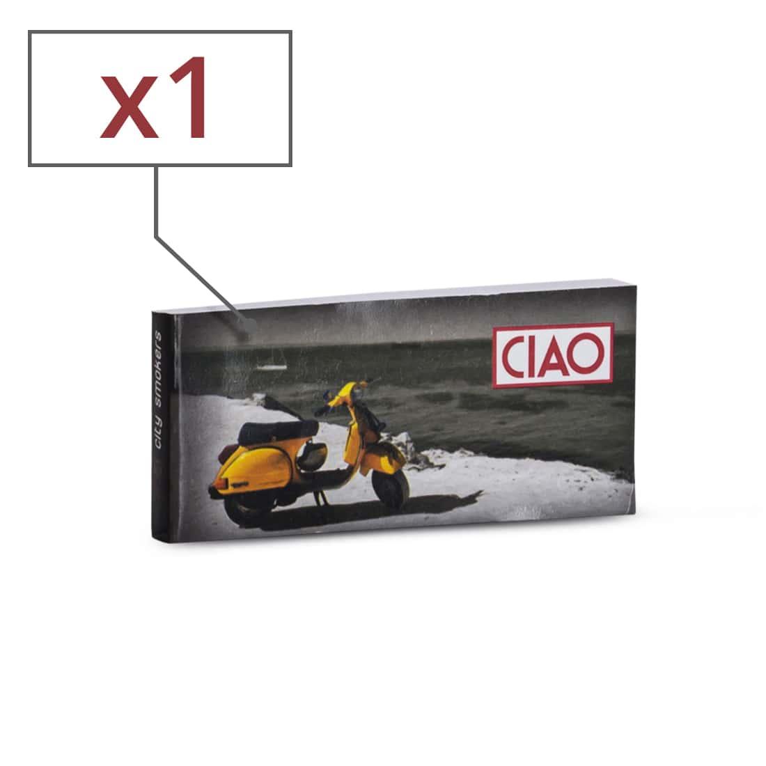 Photo de Filtre carton Ciao x 1 large