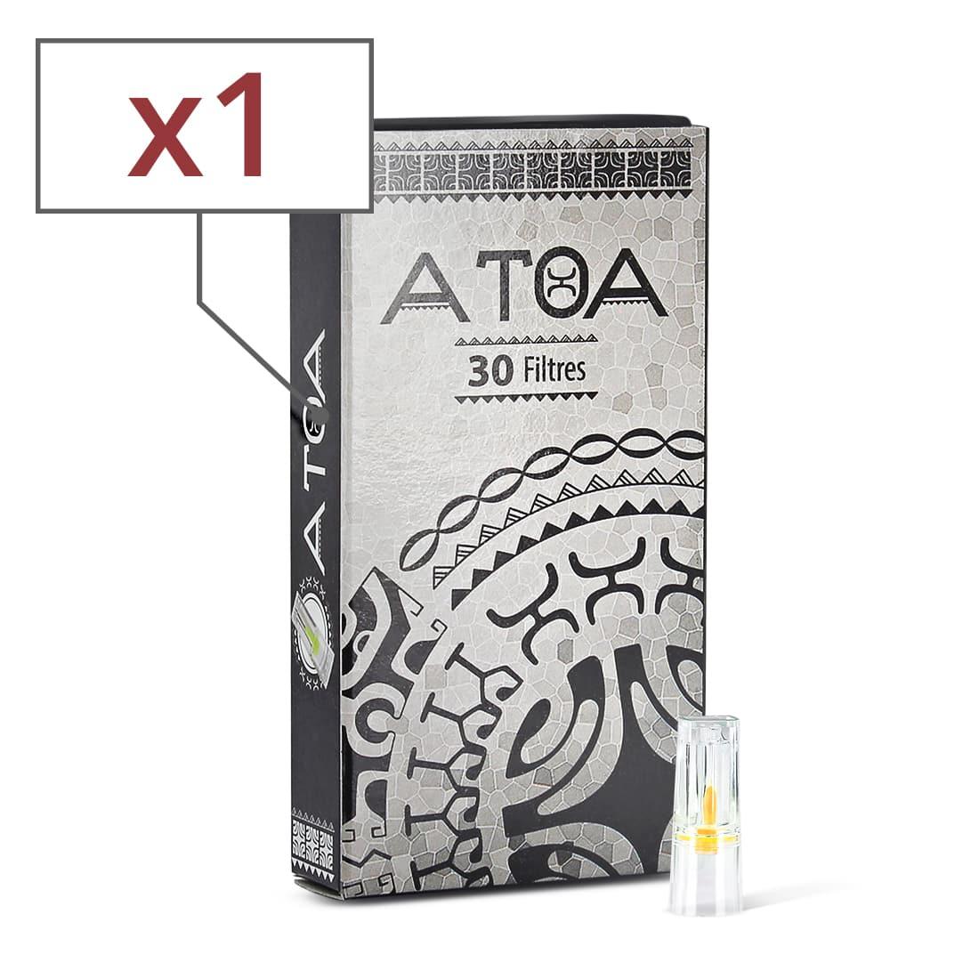 Photo de Filtres ATOA x 1 Boite