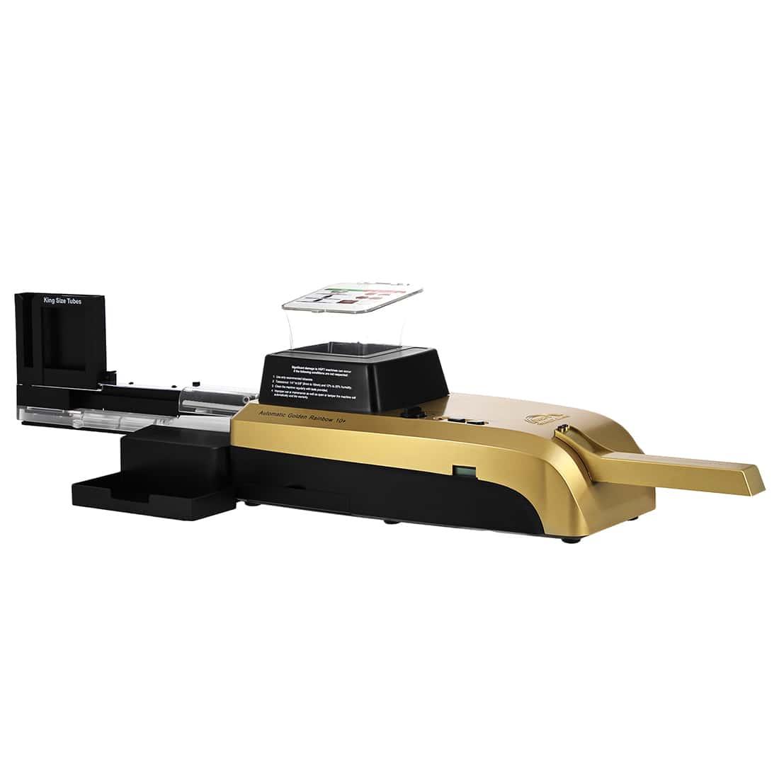 Photo de Machine a tuber électrique Pro Golden Rainbow