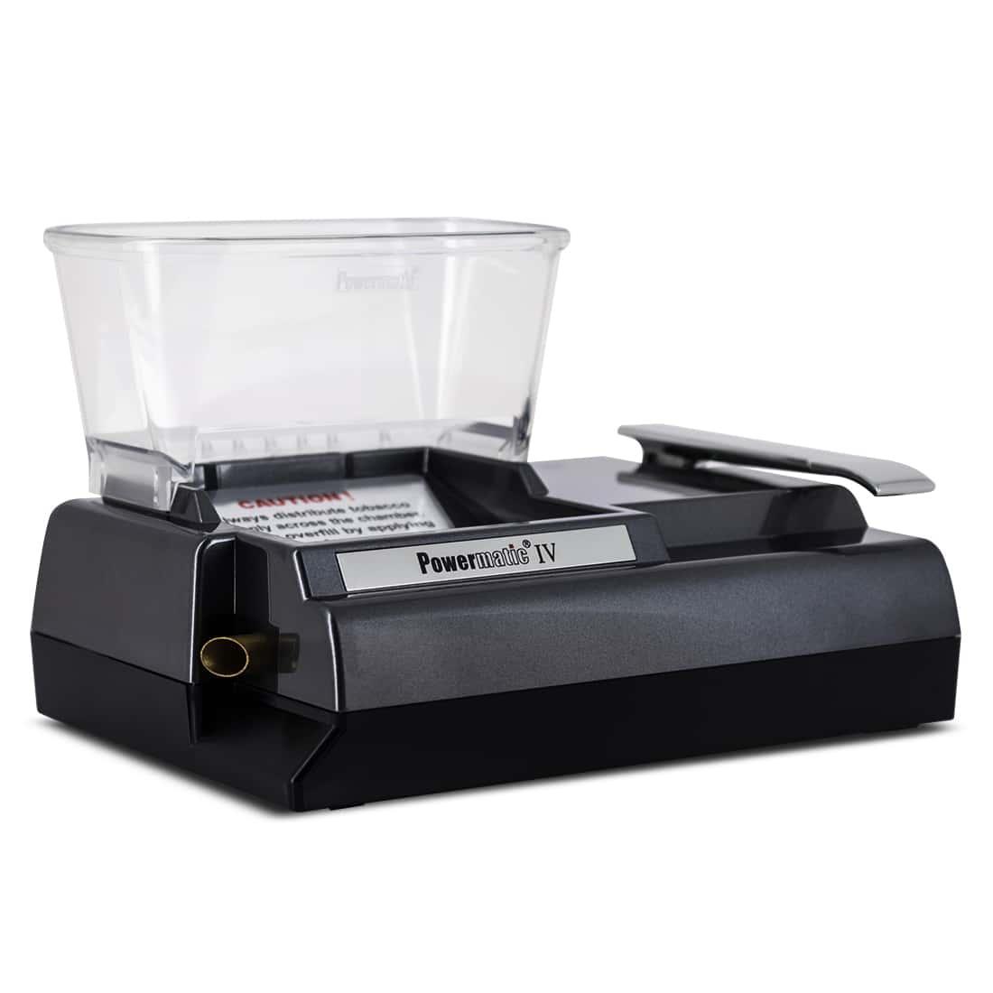 Photo de Machine à tuber électrique Powermatic 4 Dark Grey