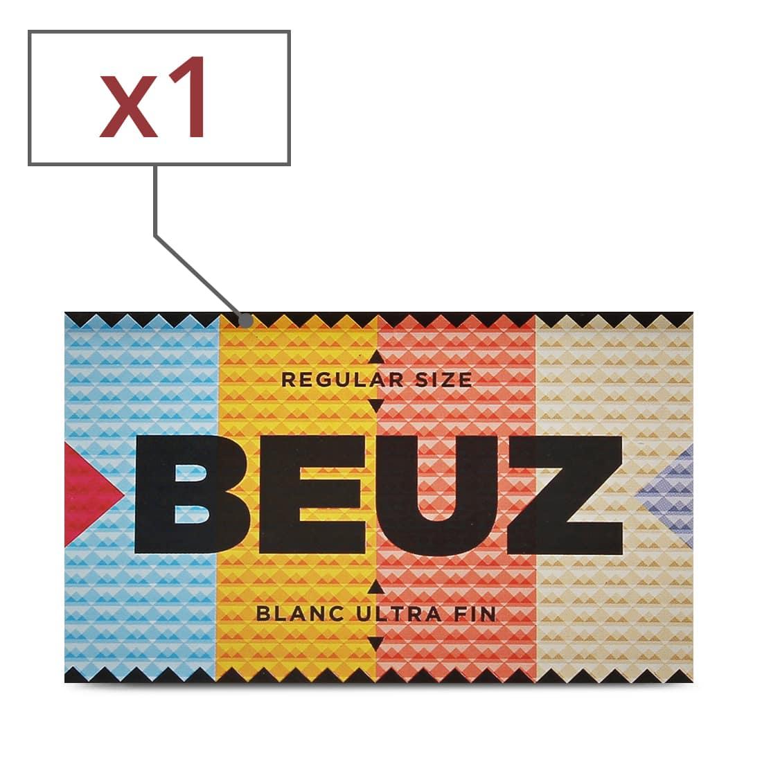 Photo de Papier a rouler Beuz Regular x1