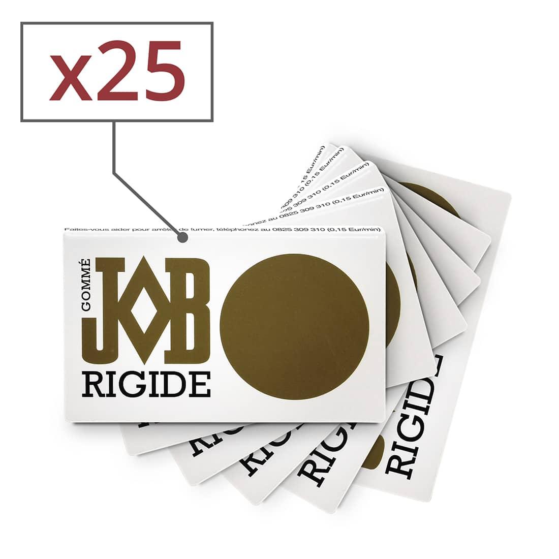 Photo de Papier à rouler JOB Rigide x 25