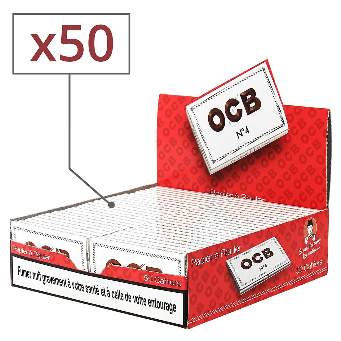 Photo de Papier à rouler OCB Blanc x50