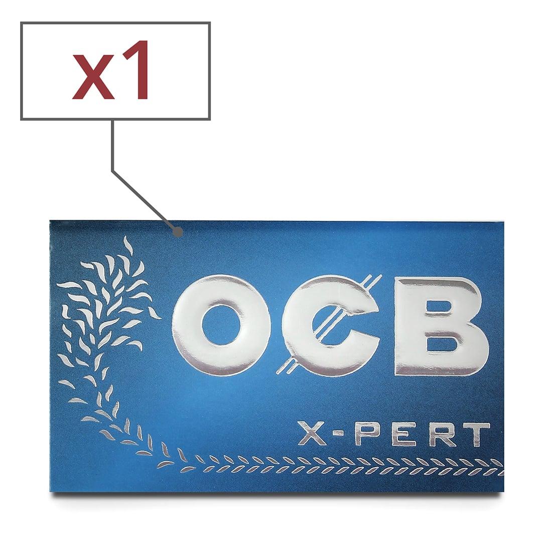 Photo de Papier à rouler OCB X-Pert x 1