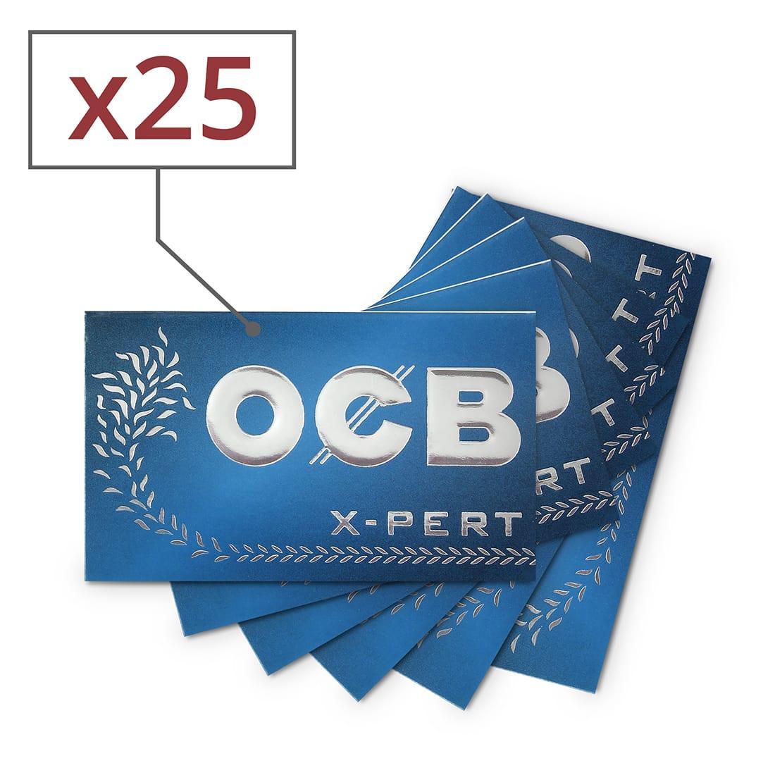 Photo de Papier à rouler OCB X-Pert x25