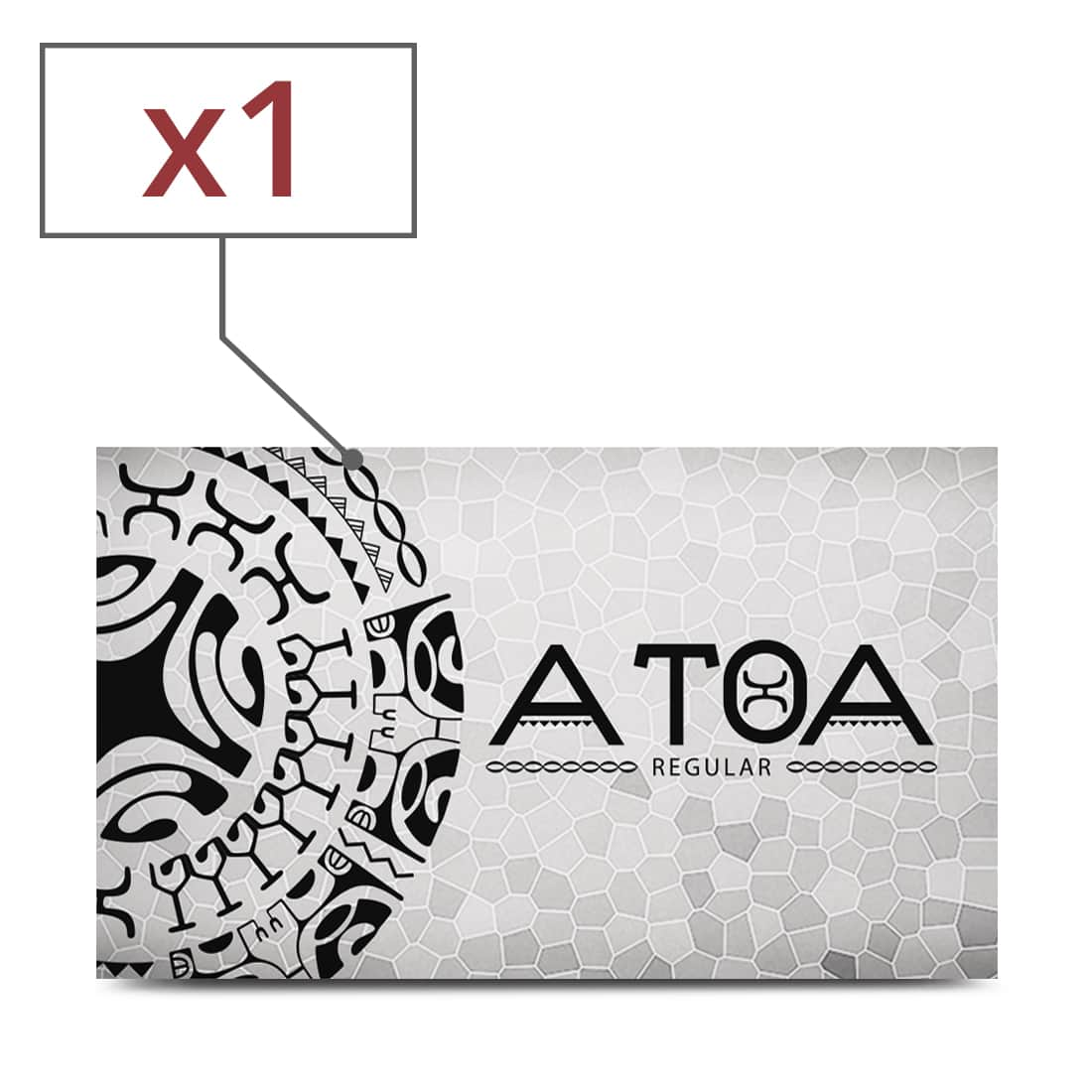 Photo de Papier a rouler ATOA Regular x1