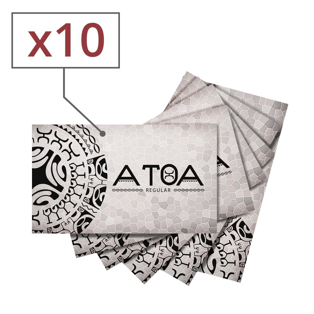 Photo de Papier a rouler ATOA Regular x10