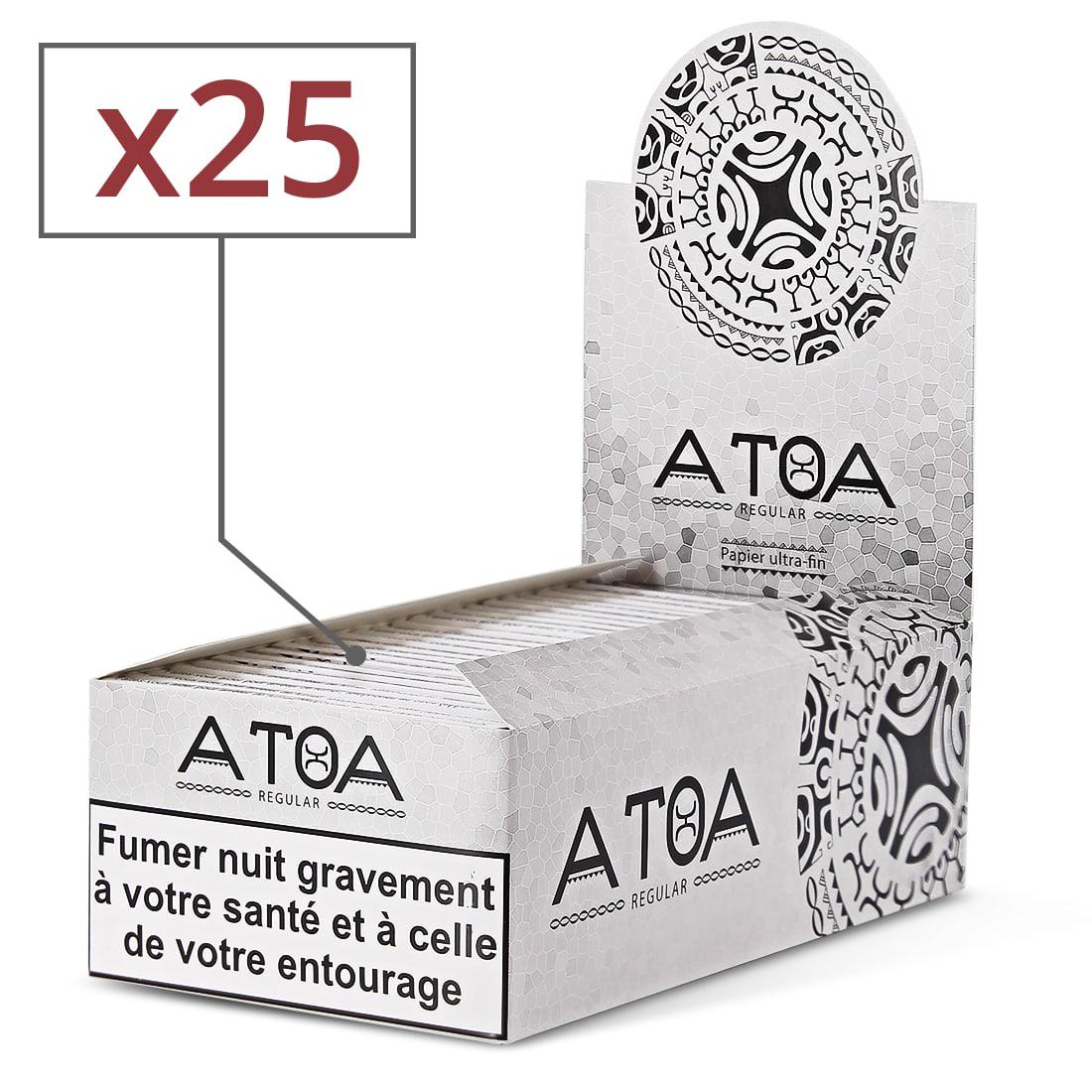 Photo de Papier a rouler ATOA Regular x25