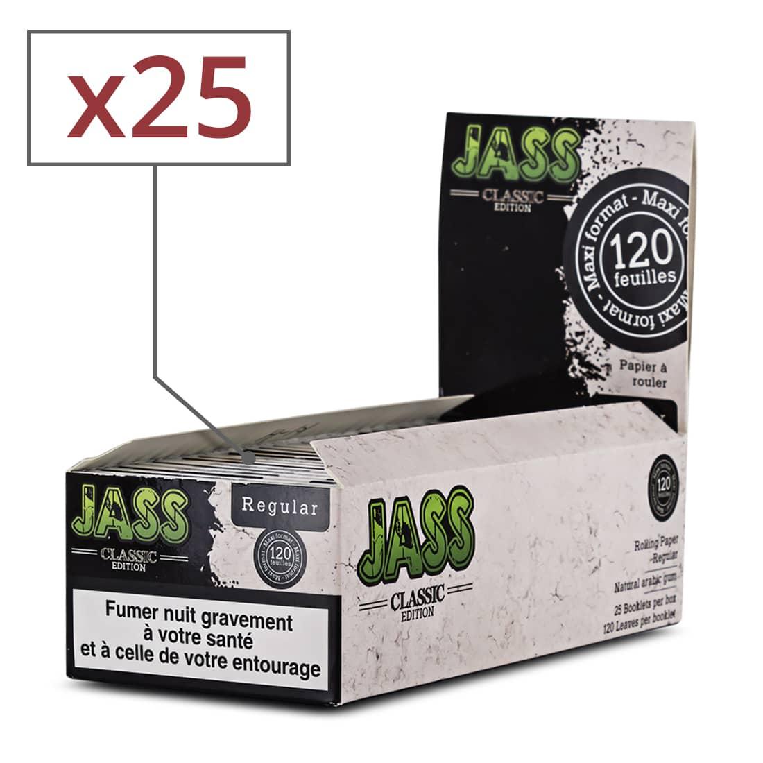 Photo de Papier à rouler Jass Classic Edition x 25