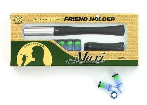 Photo de Fume cigarettes Friend Holder 08650 Maxi Chromé