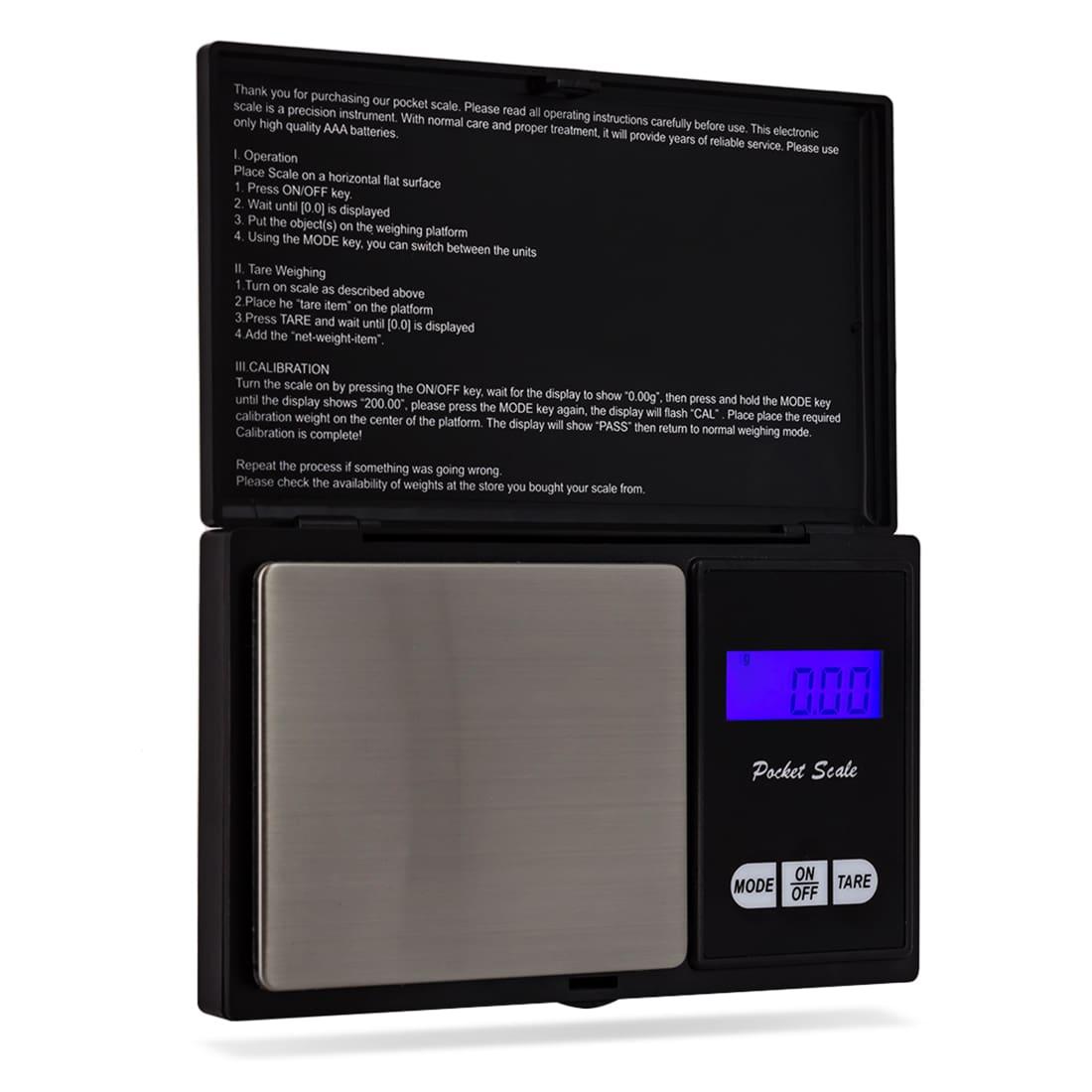 Photo de Balance Numérique de précision Pocket 500/0.01 g