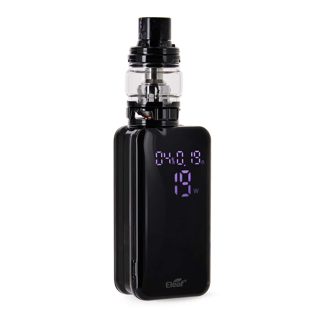 Photo de Cigarette electronique Eleaf iStick Nowos Noire