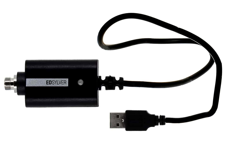Photo de Chargeur USB pour cigarette electronique Edsylver