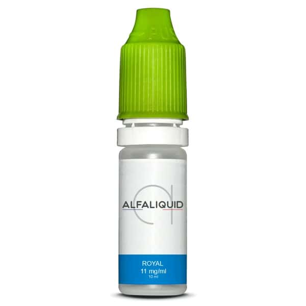 Photo de La Bonne Affaire - Eliquide Alfaliquid Royal 11mg