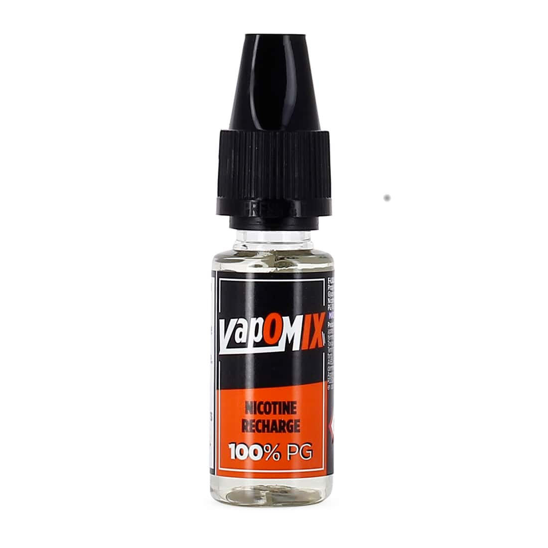 Photo de Booster Nicotine Vapomix 20 mg/mL 10 mL PG/VG 100/0