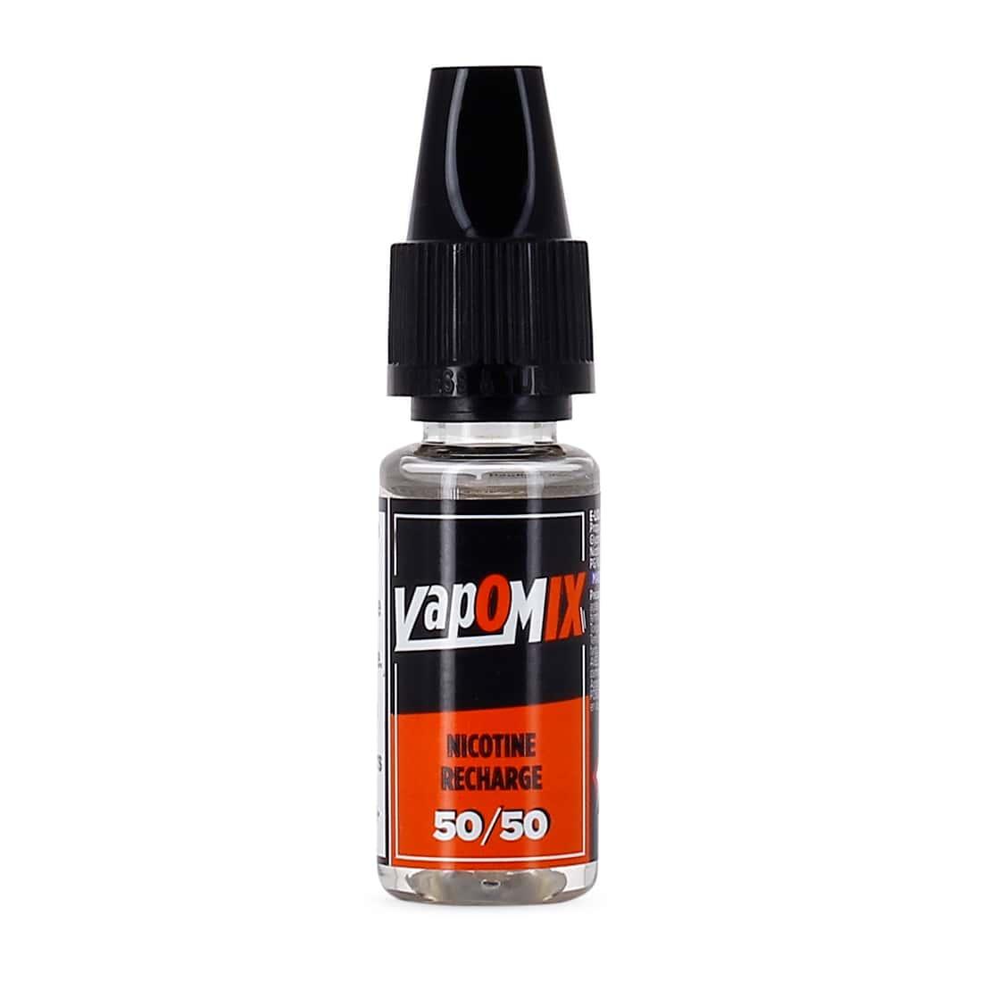 Photo de Booster Nicotine Vapomix 20 mg/mL 10 mL PG/VG 50/50