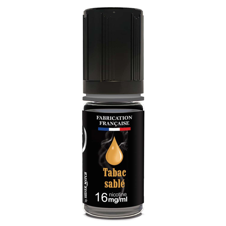 Photo de La Bonne Affaire - E liquide SilverCig Tabac Sablé 16 mg