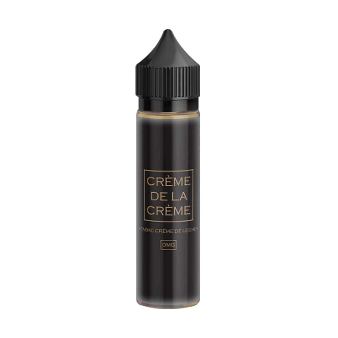 Photo de E liquide Crème de la Crème Tabac Crème de Leche 0 mg 50 ml