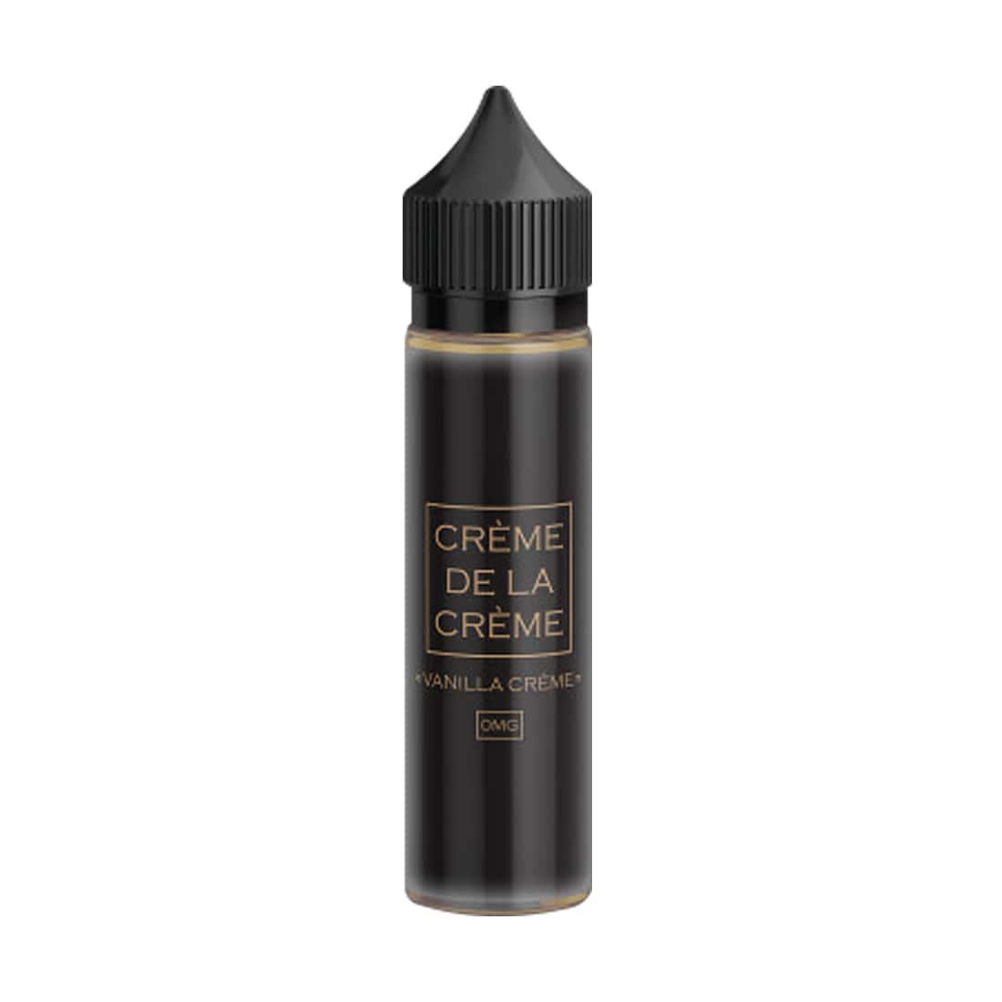Photo de E liquide Crème de la Crème Vanilla Crème 0 mg 50 ml