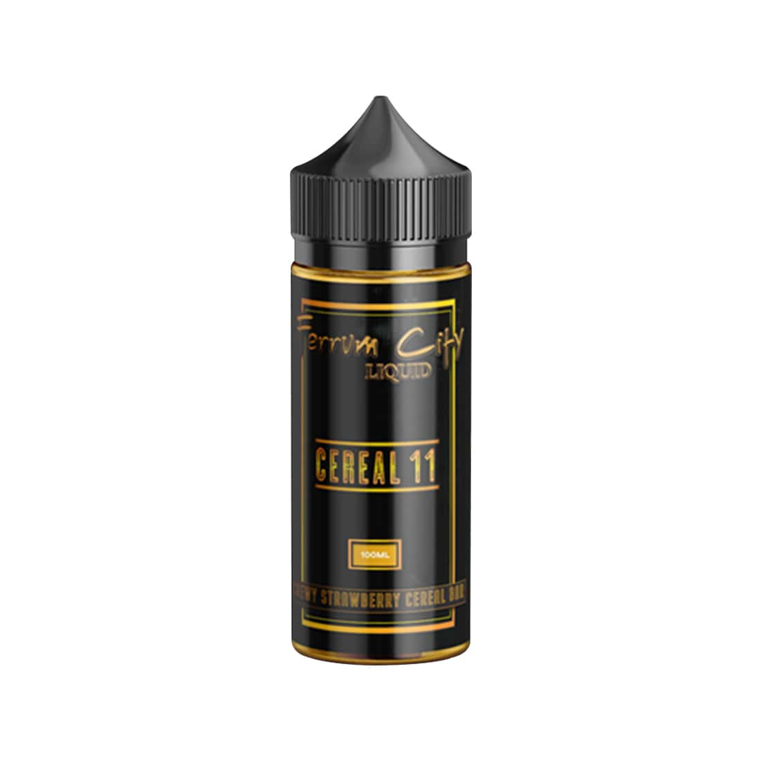 Photo de E liquide Ferrum City Cereal 11 0 mg 100 ml