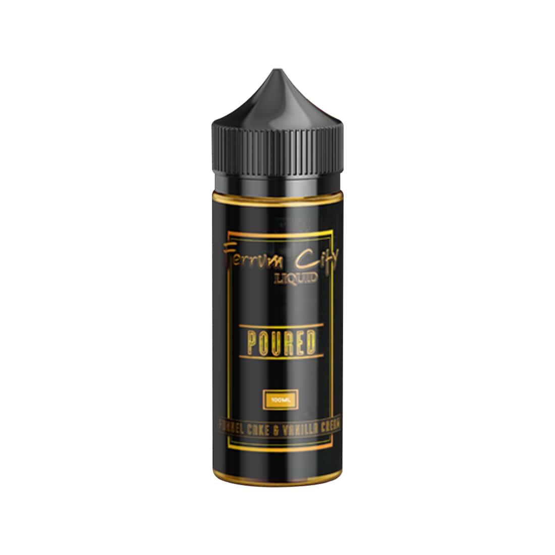 Photo de E liquide Ferrum City Poured 0 mg 100 ml