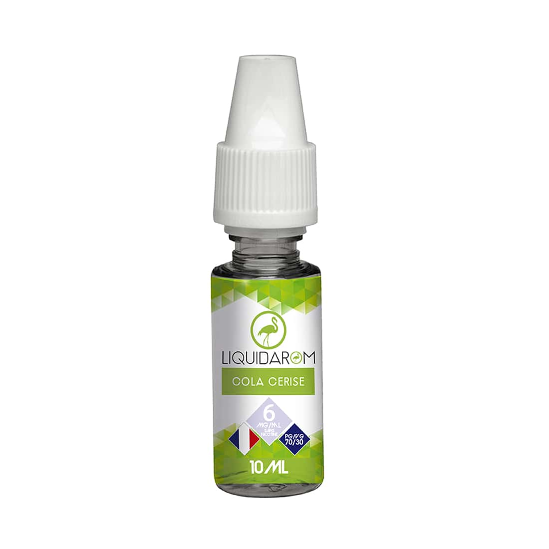 Photo de La Bonne Affaire - E liquide Liquidarom Cola Cerise 6 mg