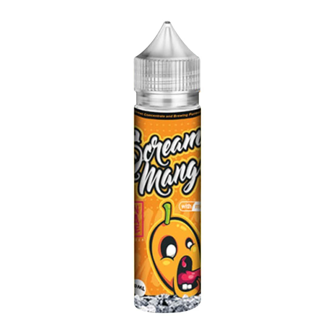 Photo de E liquide Monsta Vape Screamo Mango 0 mg 50 ml