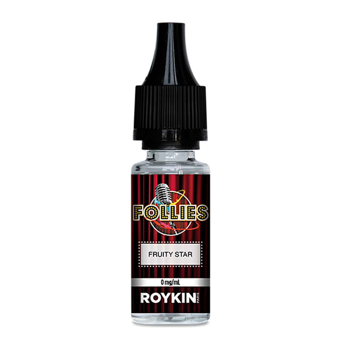 Photo de E liquide Roykin Follies Fruity Star