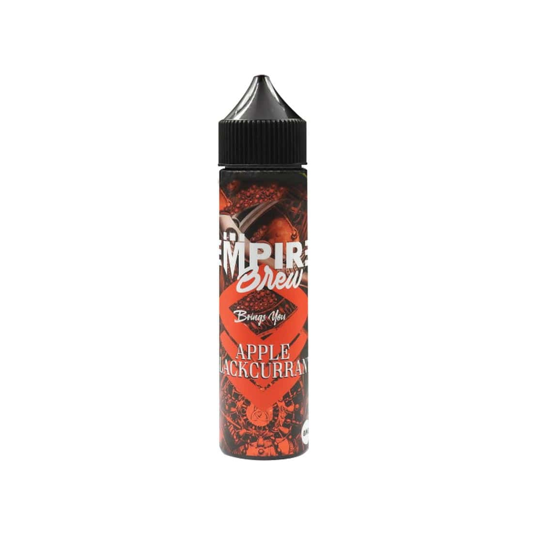 Photo de E liquide Empire Brew Apple Blackcurrant 0 mg 50 ml