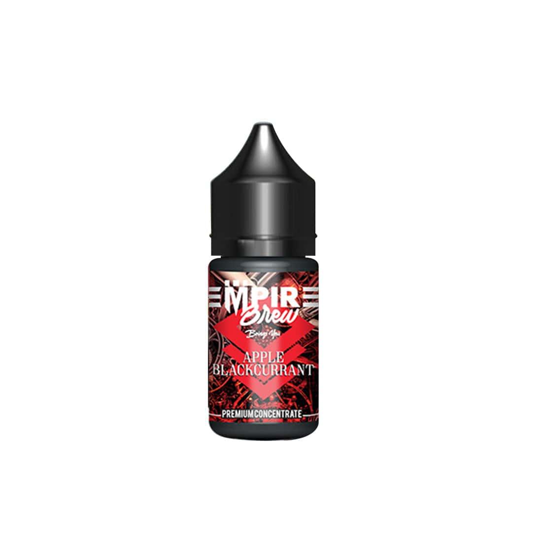 Photo de E liquide Empire Brew Apple Blackcurrant Concentré DIY 30 ml