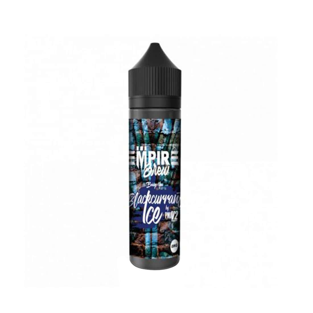Photo de E liquide Empire Brew Blackcurrant Ice 0 mg 50 ml