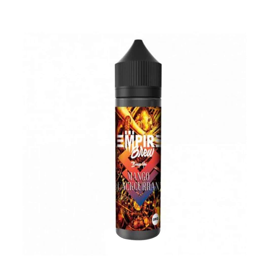 Photo de E liquide Empire Brew Mango Blackcurrant 0 mg 50 ml