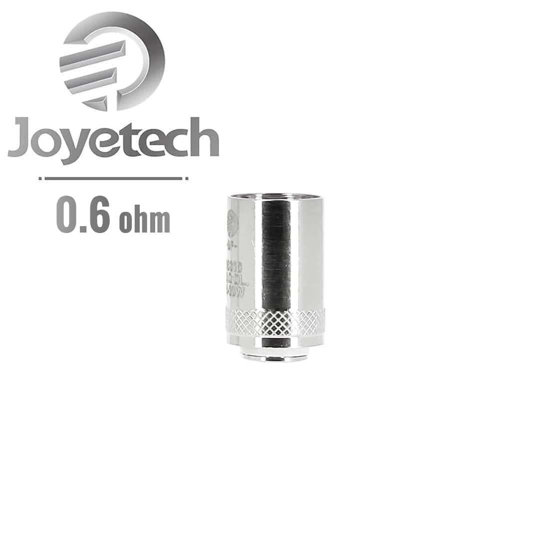 Photo de Résistances Joyetech BFSS316 0.6 Ω pack de 5