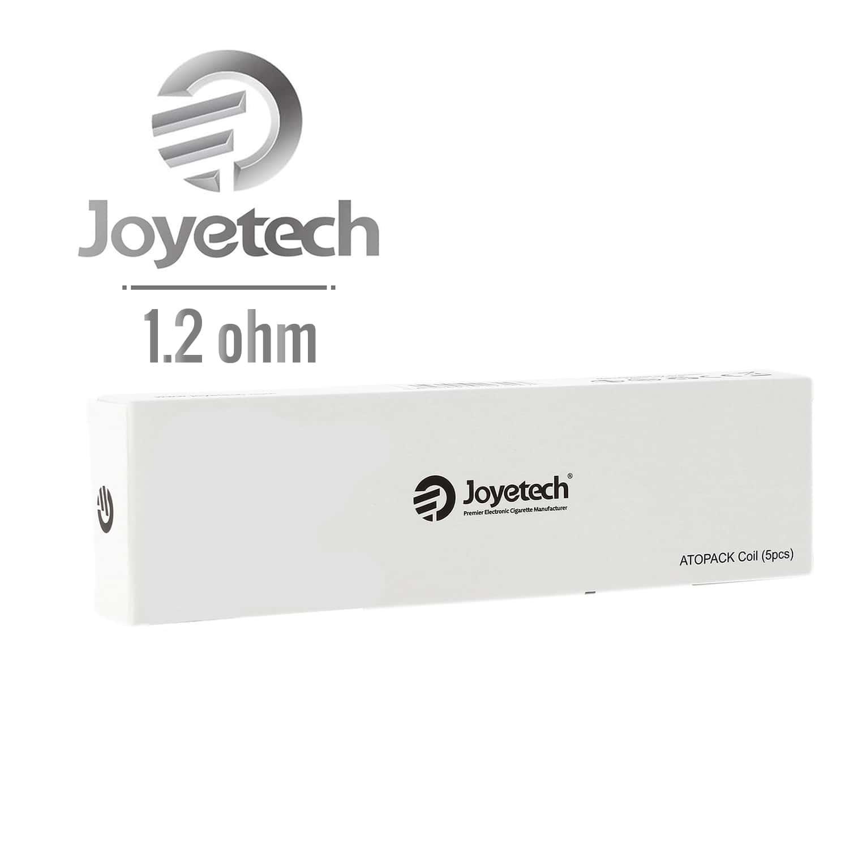 Photo de Résistance JVIC Joyetech Dolphin 1.2 Ω pack de 5