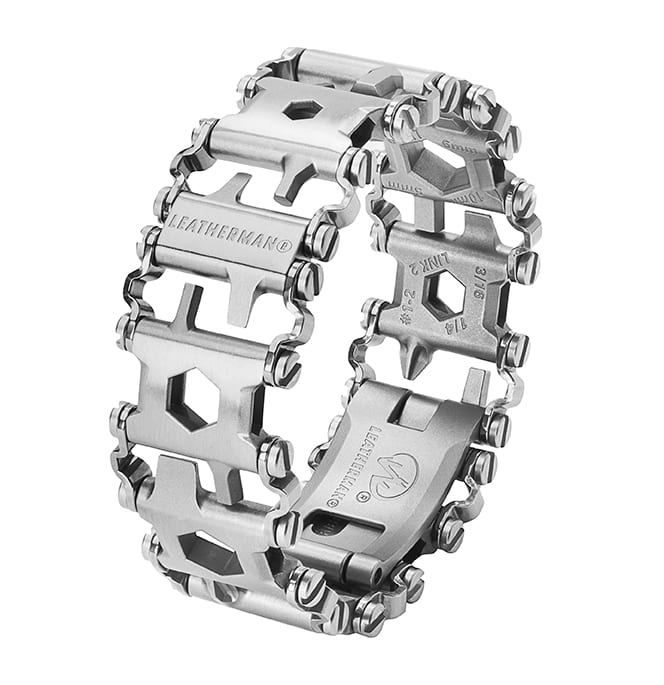 Photo de Bracelet Leatherman Tread Acier 29 outils