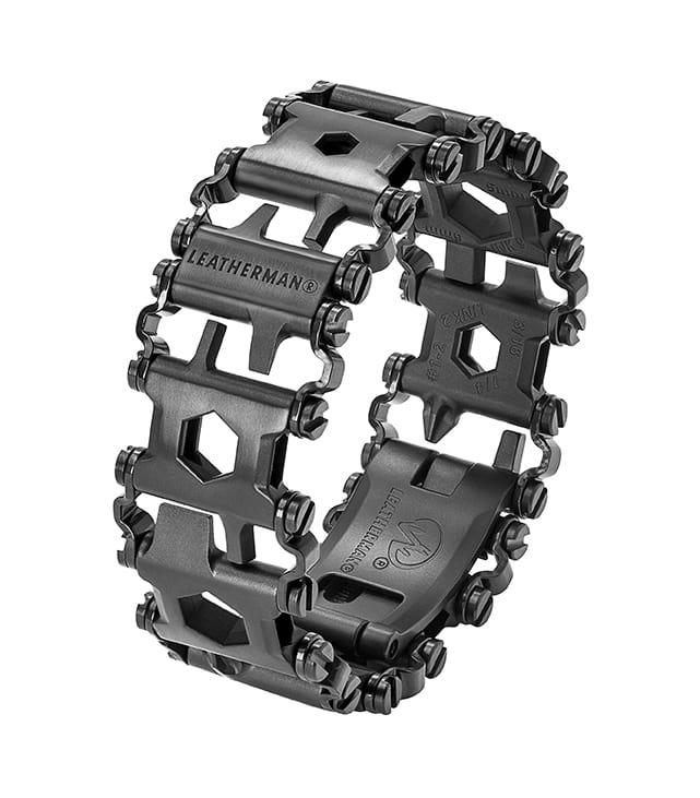 Photo de Bracelet Leatherman Tread Noir 29 outils