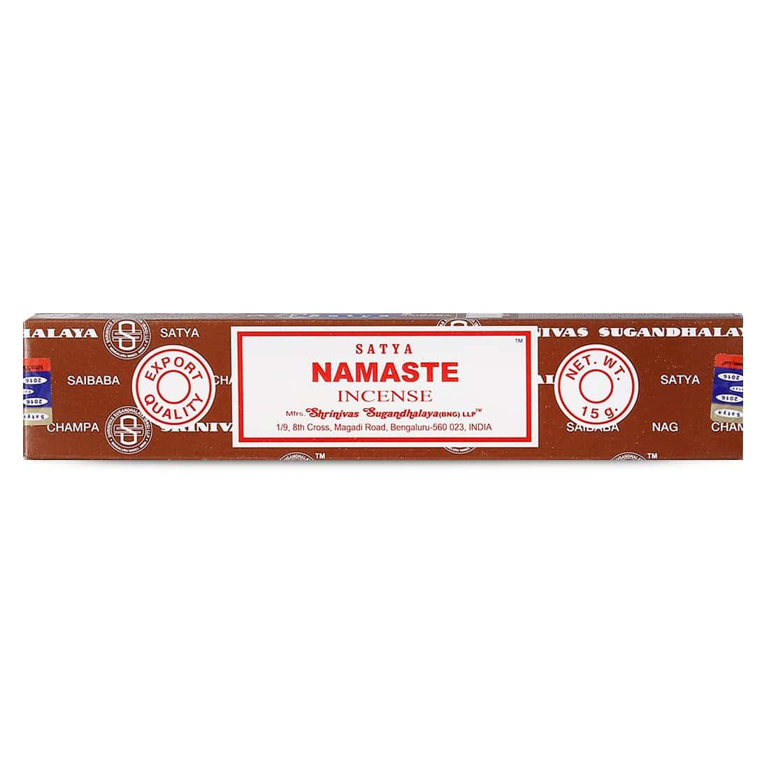 Photo de Encens Namaste 15 g
