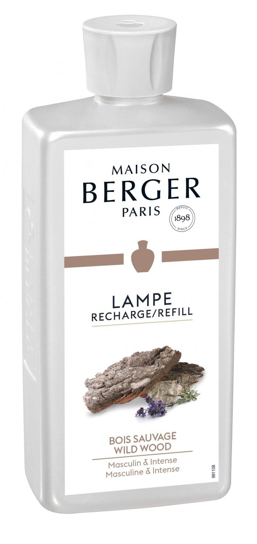 Photo de Parfum maison Lampe Berger Bois Sauvage