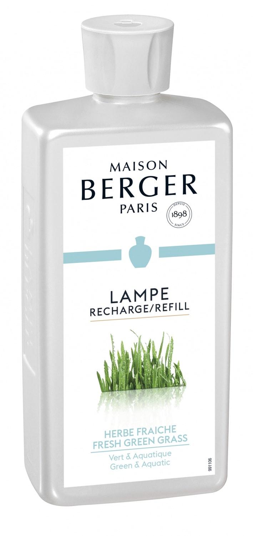 Photo de Parfum maison Lampe Berger Herbe Fraîche