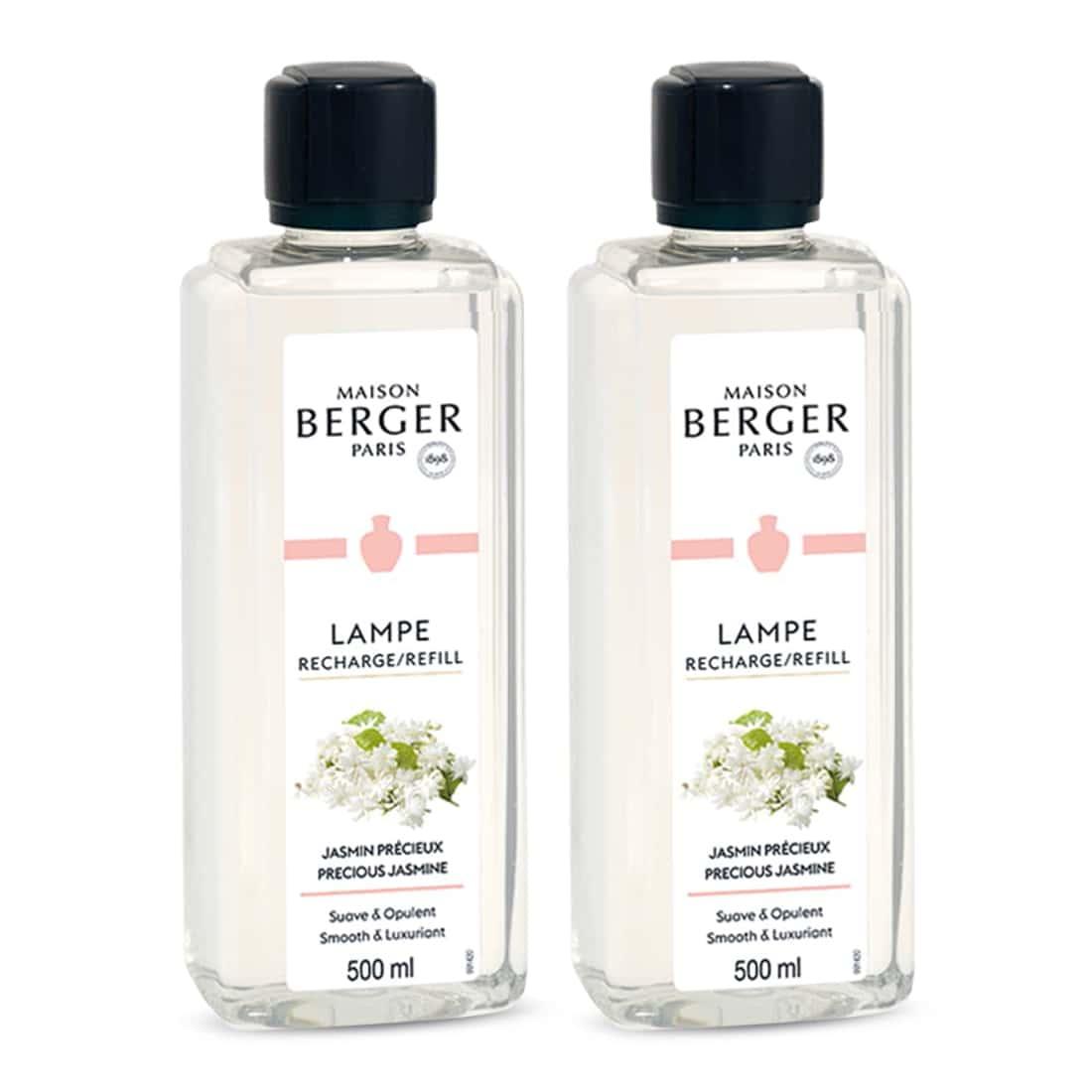 Photo de Parfum maison Lampe Berger Jasmin Précieux x 2