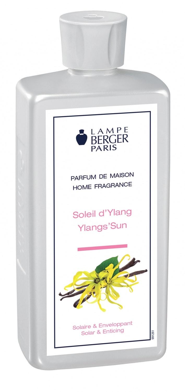 Photo de Parfum maison Lampe Berger Soleil d'Ylang