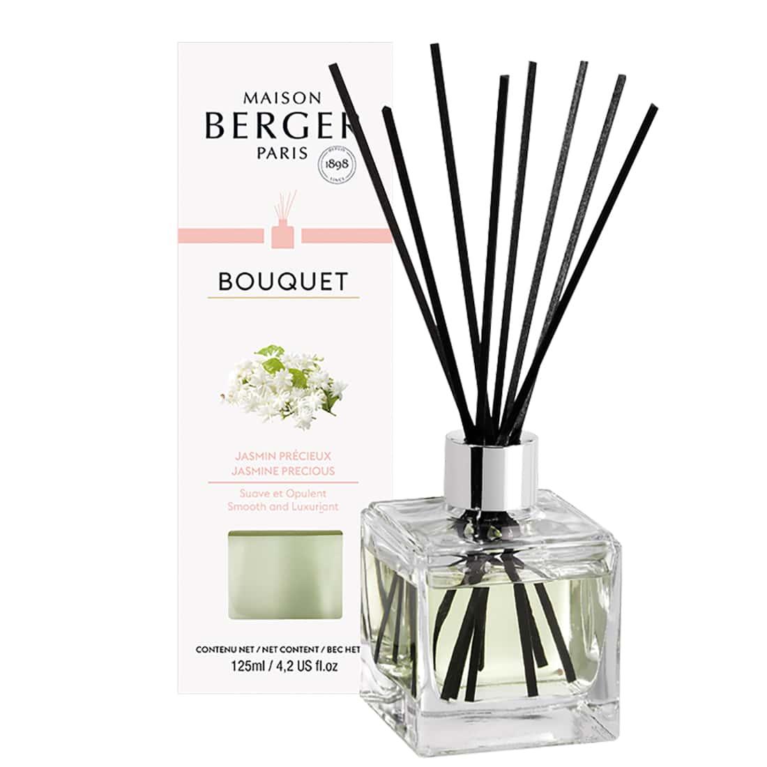 Photo de Bouquet Parfumé Maison Berger Jasmin Précieux