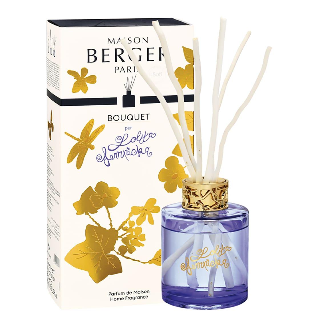 Photo de Bouquet Parfumé Maison Berger Lolita Lempicka Parme
