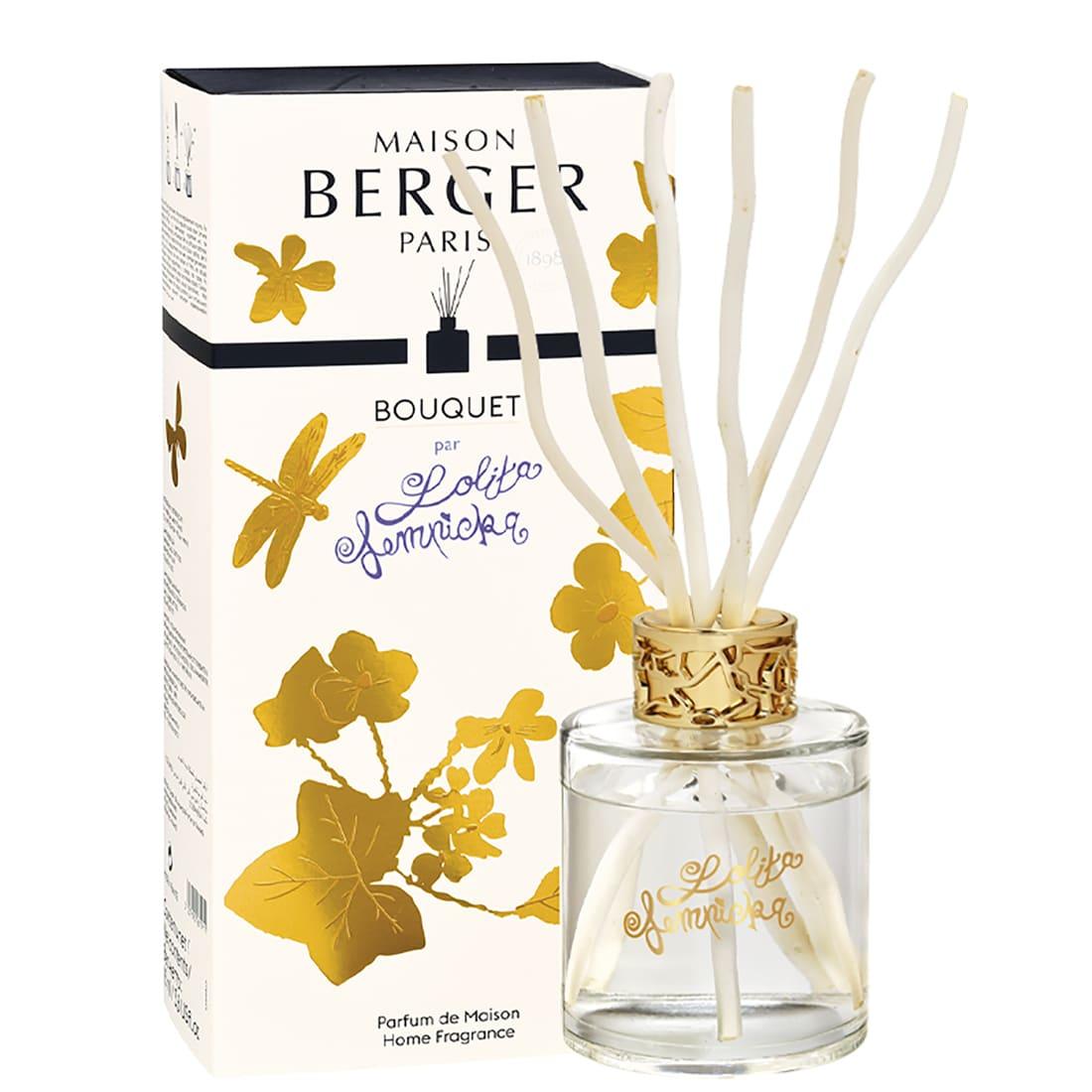 Photo de Bouquet Parfumé Maison Berger Lolita Lempicka Transparent