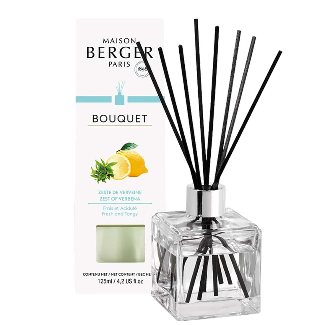 Photo de Bouquet Parfumé Maison Berger Zeste de Verveine