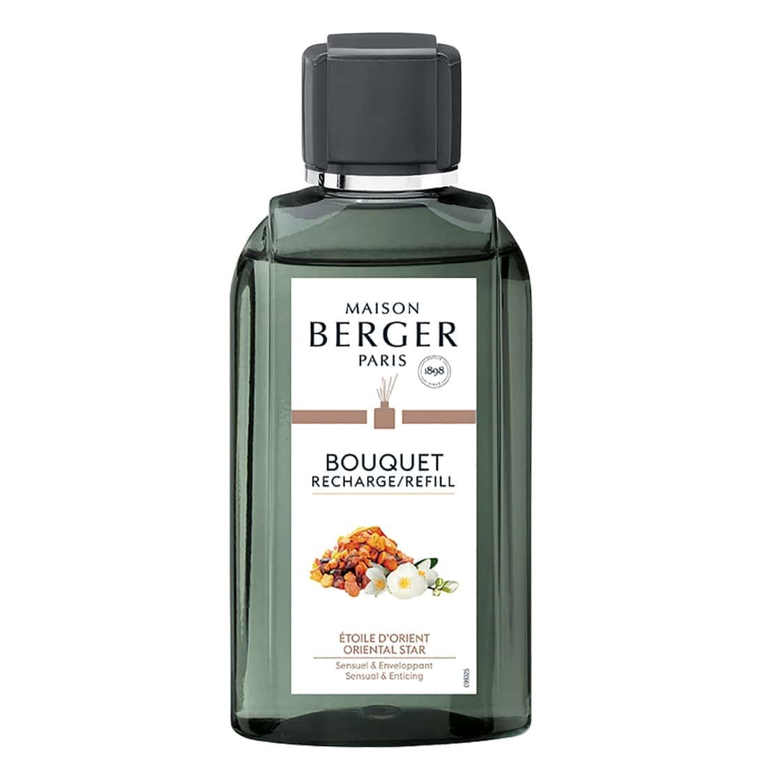 Photo de Recharge Bouquet Parfumé Maison Berger Étoile d'Orient 200 ml